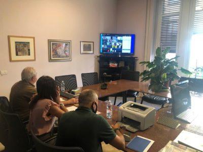 Prima riunione del Comitato Esecutivo Cisl Piemonte dopo la pausa estiva
