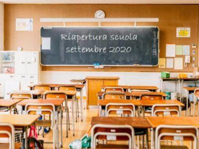 Termoscanner e autocertificazione, lettera aperta dei sindacati della scuola al presidente della regione Cirio