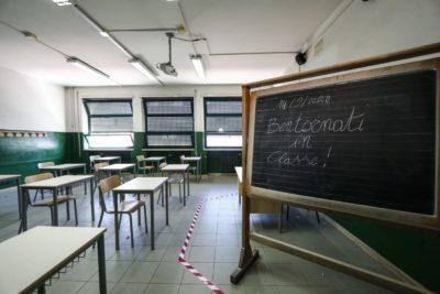 Termoscanner a scuola, i dubbi dei sindacati regionali di categoria
