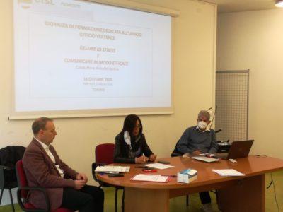Al via il corso di formazione regionale per gli operatori degli Uffici Vertenze