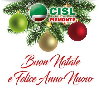 Auguri dalla Cisl Piemonte