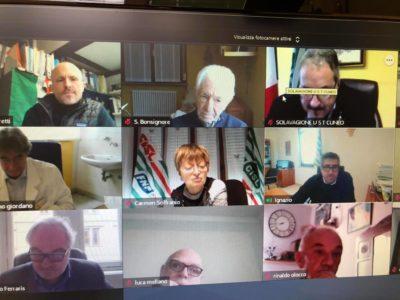 Riordino del sistema sociosanitario: il webinar di Cisl, Fnp, Fp, Fisascat e Cisl Medici Piemonte