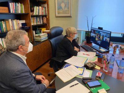 """Recovery Plan. Cgil Cisl Uil incontrano il Premier Conte. Furlan: """"Tavolo di confronto permanente e parti sociali nella governance dei progetti"""""""