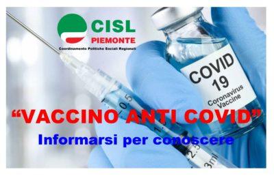 Vaccino anti Covid: informarsi per conoscere