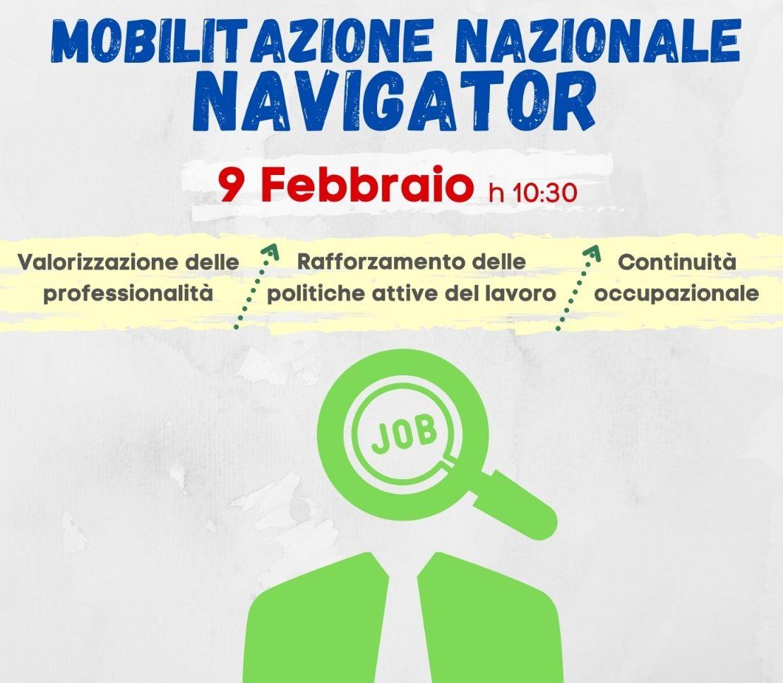 Mobilitazione Nazionale Navigator