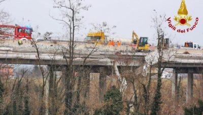 """Incidente viadotto Torino-Savona, De Luca (Filca Piemonte): """"La formazione centrale per la sicurezza"""""""