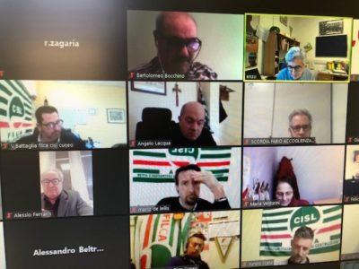 Sblocco dei cantieri e sicurezza tra i temi del Consiglio generale Filca Cisl Piemonte