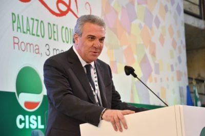 """L'agenda di Sbarra: lavoro e sviluppo. Intervista del leader Cisl a """"La Voce e Il Tempo"""" di Torino"""