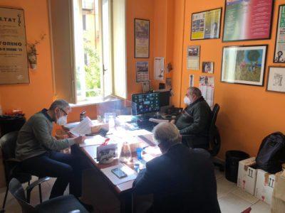 Consiglio generale Fit con i segretari Furfaro e Ferraris