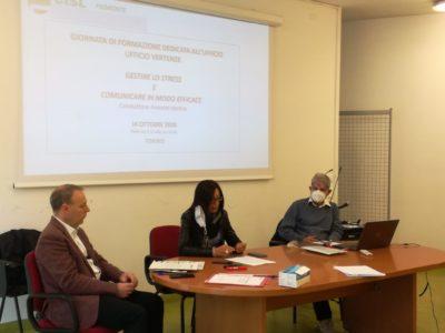 Concluso il percorso formativo Usr per gli operatori degli Uffici Vertenze del Piemonte