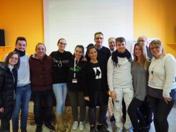 """A """"lezione di sindacato"""" con gli studenti dell'Istituto Universitario Salesiano di Torino"""