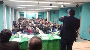 """Chiarle riconfermato segretario della Fim. Bentivogli: """"No alla deriva populista!"""""""