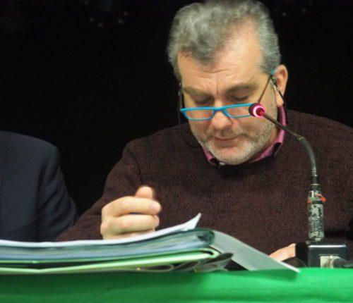 Claudio Chiarle, segretario generale Fim Torino-Canavese primo piano