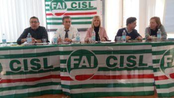 Bartone e Camisassa nuovi segretari di Slp e Fai, Sammartano confermato all'Adiconsum