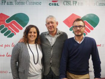 Aldo Blandino eletto al vertice della Cisl Fp Torino-Canavese