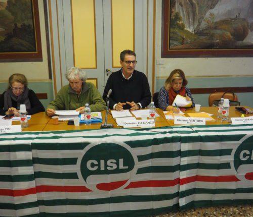 Tavola rotonda Cisl Torino-Canavese su povertà presidenza