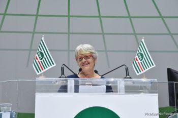 La leader Cisl, Annamaria Furlan, il 5 dicembre a Torino