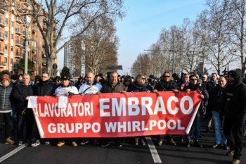 Ex Embraco, Fim Fiom Uilm presentano esposto in Procura