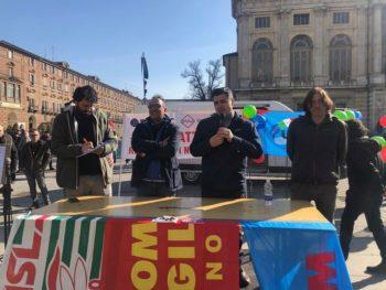 Metalmeccanici in piazza a Torino l'8 luglio per riaccendere i riflettori sulla crisi della città