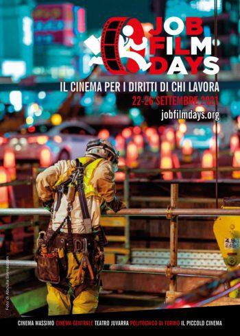 Dal 22 al 26 settembre tornano a Torino i Job Film Days