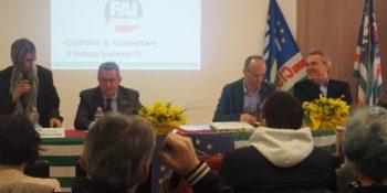 """Sbarra (Fai): """"Contro i caporali veri e di carta (voucher)"""". Capacchione nuovo segretario Fai Piemonte Orientale"""