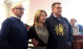 Elena Ugazio nuova segretaria generale della Cisl Piemonte Orientale