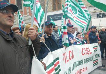 """""""Costruire lavoro, legalità e sicurezza"""". Le priorità del II Congresso Filca Cisl Alessandria-Asti per il settore delle costruzioni"""