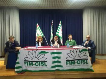 """""""Progettiamo il cambiamento"""". Territorio, sfide, industria 4.0 al centro dell'iniziativa promossa dalla Fim ad Asti"""