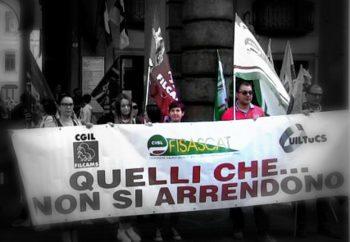 Mense scolastiche, ad Alessandria mobilitazione no-stop per difendere posti di lavoro e qualità dei servizi!