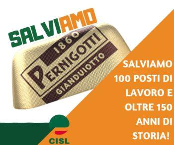 SalviAMO Pernigotti! Mobilitazione no-stop per dire NO alla chiusura della storica azienda dolciaria novese