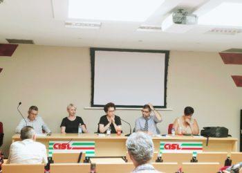 Cisl scuola Cuneo, Claudia Zanella nuova segretaria generale