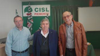 Eletta la nuova segreteria Fnp Cisl Piemonte