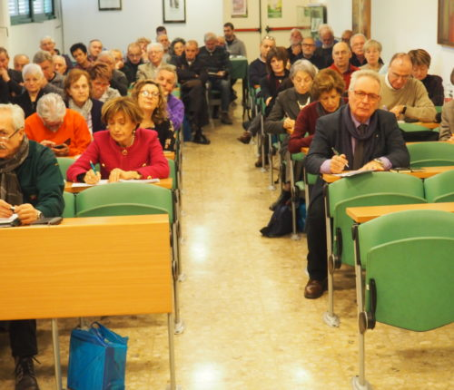 Il Consiglio generale Cisl Fnp Piemonte del 19/12/2017 vista
