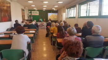 Assemblea regionale Anteas: essere un ente di Terzo Settore è una scelta consapevole