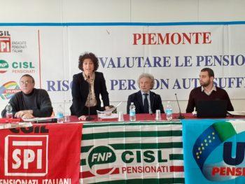 Convegno unitario Fnp-Spi-Uilp Piemonte sull'invecchiamento attivo