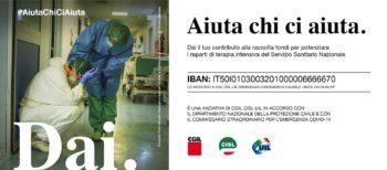Il contributo della Fnp piemontese alla sottoscrizione unitaria Cgil-Cisl-Uil a favore del Sistema Sanitario Nazionale
