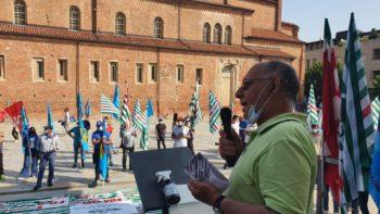 Anche i pensionati in piazza alle manifestazioni unitarie del 18 settembre