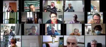 """""""Superare l'attuale modello delle RSA"""": un successo la videoconferenza di SPI-FNP-UILP Piemonte"""