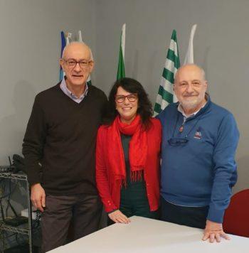 L'accorpamento delle RLS al centro del Consiglio Generale Fnp Piemonte Orientale