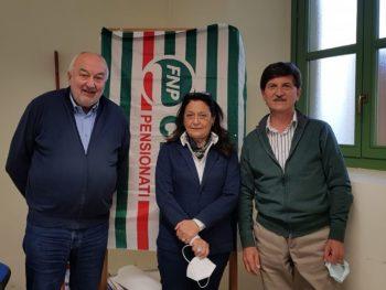 Giancarlo Martinetti è il nuovo Segretario Generale della Fnp Cisl Alessandria-Asti