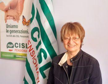 Carmen Soffranio è la nuova Coordinatrice Politiche di Genere Fnp Piemonte